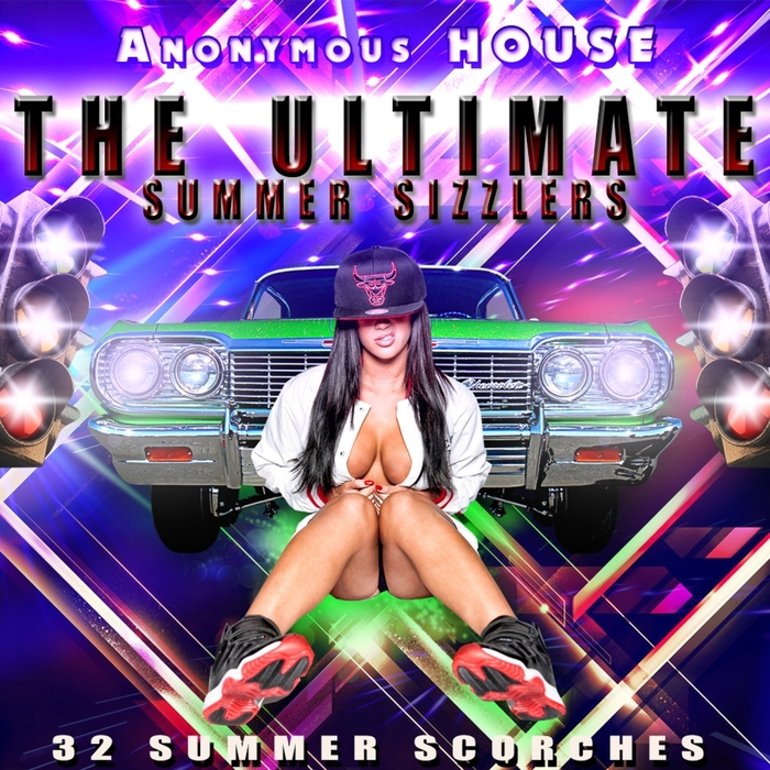 VARIOUS - The Ultimate Summer Sizzlers