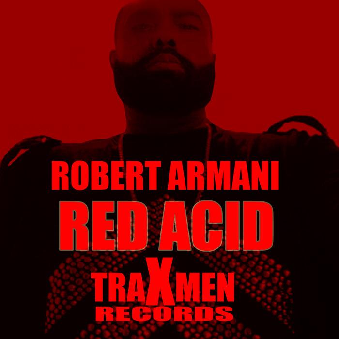 ROBERT ARMANI - Red Acid