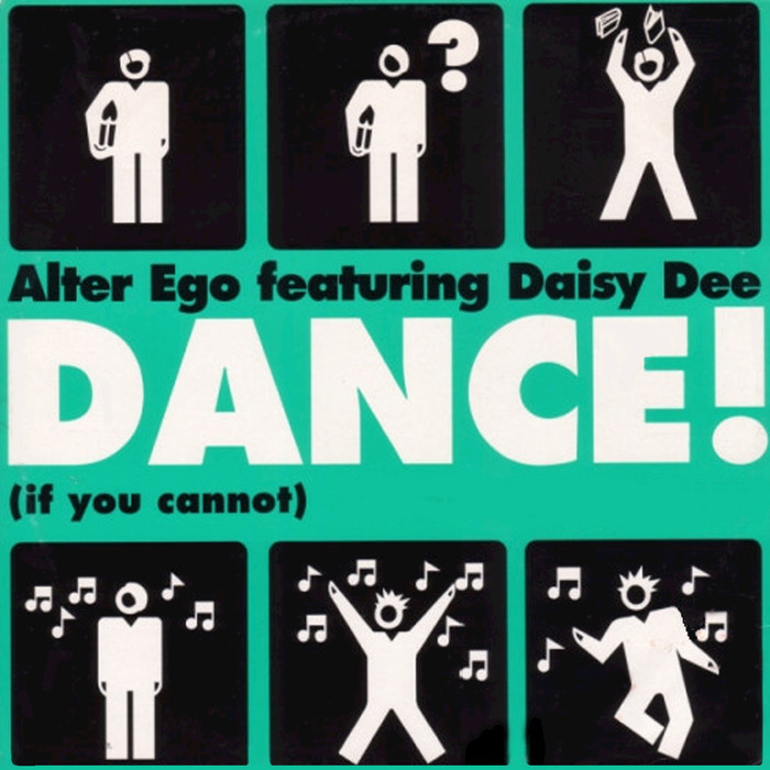 ALTER EGO feat DAISY DEE - Dance If You Cannot