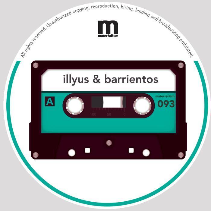 BARRIENTOS/ILLYUS - Savin' Souls EP