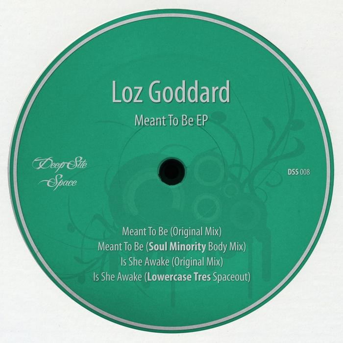 LOZ GODDARD - Meant To Be