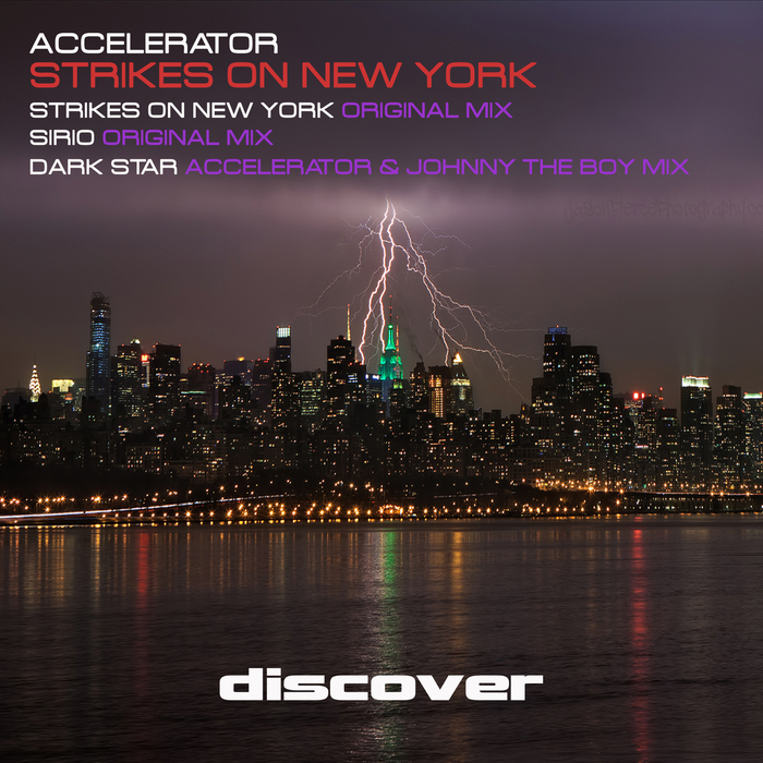ACCELERATOR - Strikes On New York