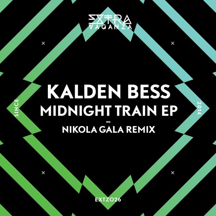 KALDEN BESS - Midnight Train EP