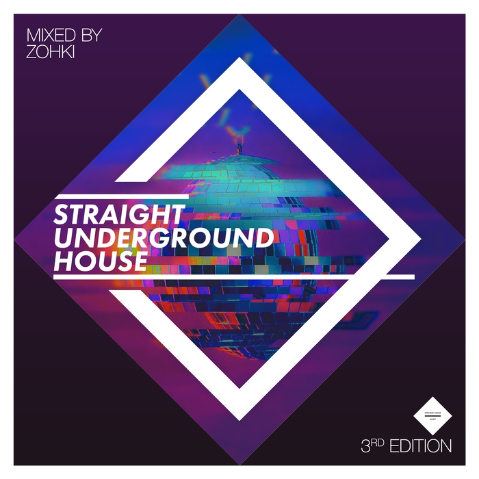 Zohki various straight underground house edition 3 for Classic underground house tracks