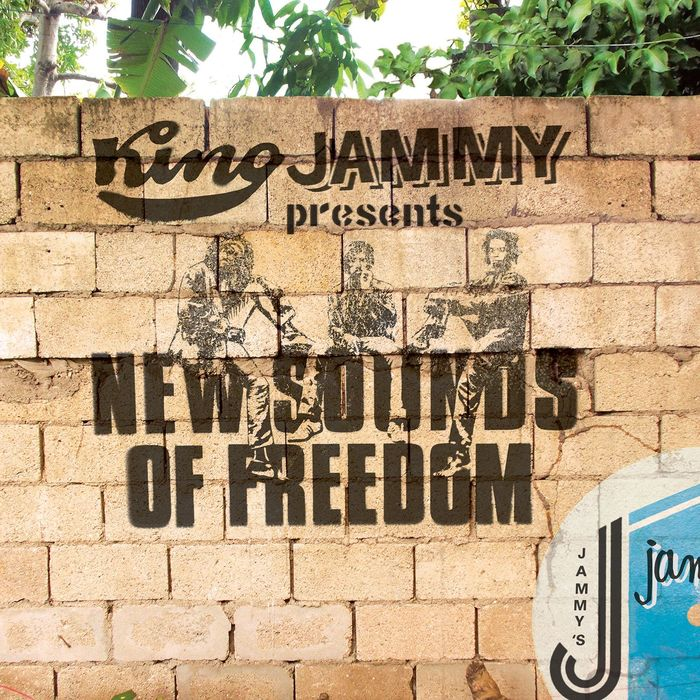 VARIOUS - King Jammy Presents New Sounds Of Freedom