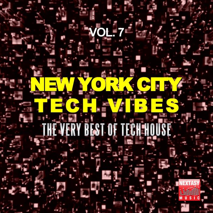 VARIOUS - New York City Tech Vibes Vol 7 (The Very Best Of Tech House)