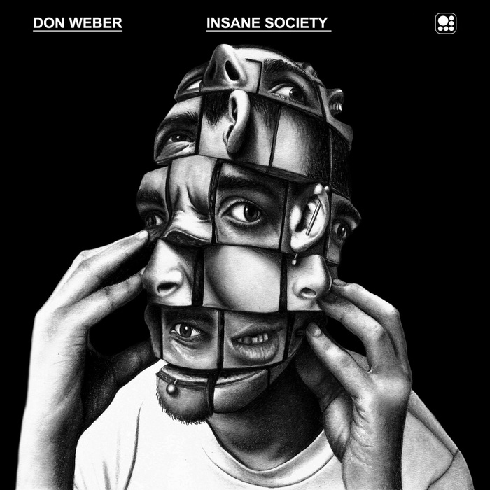 DON WEBER - Insane Society EP