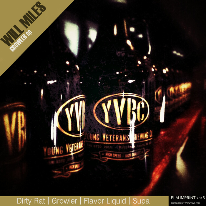 WILL MILES - Growler