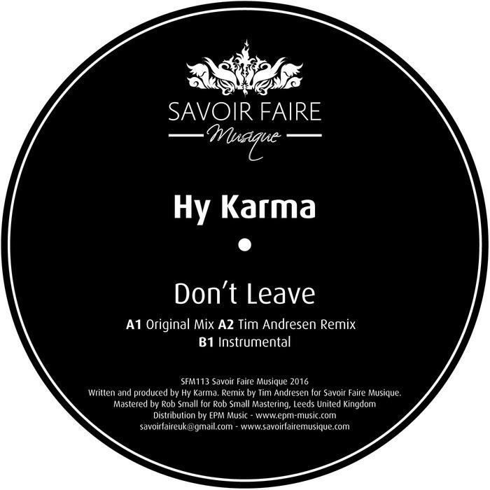 HY KARMA - Don't Leave