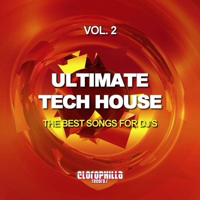Various ultimate tech house vol 2 the best songs for dj for Tech house songs