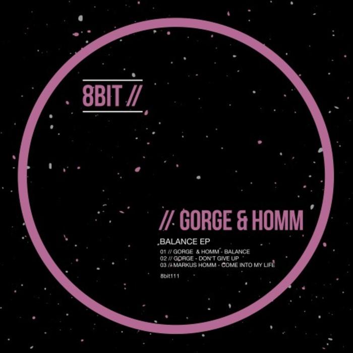 GORGE & MARKUS HOMM - Balance EP
