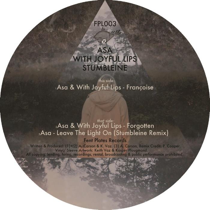 ASA - Francoise/Forgotten/Leave The Light On