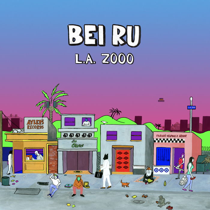 BEI RU - L.A. Zooo