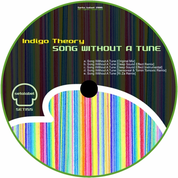 INDIGO THEORY - Song Without A Tune