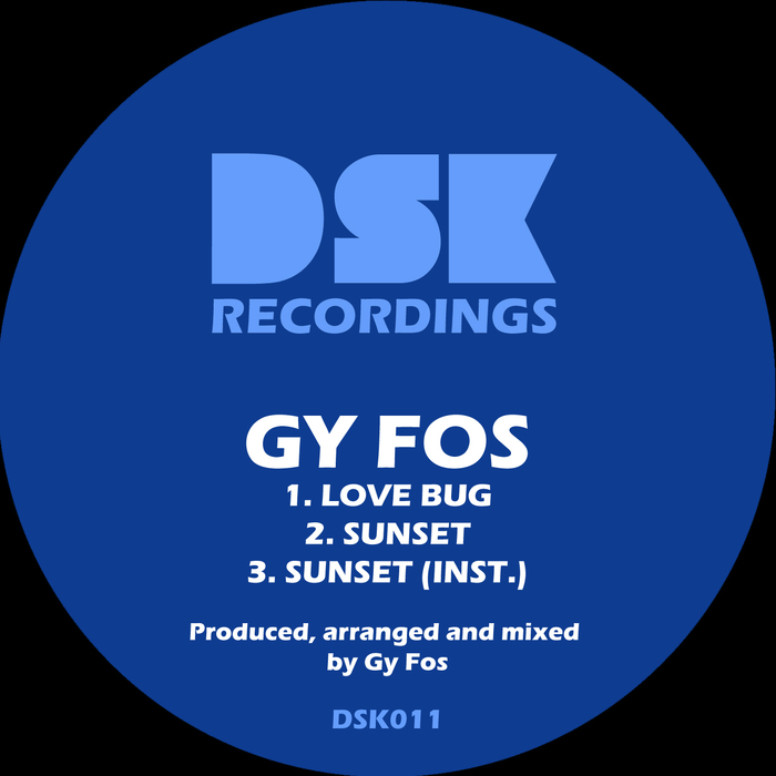 GY FOS - Love Bug EP