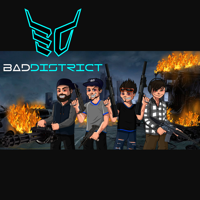BAD DISTRICT - Get Out