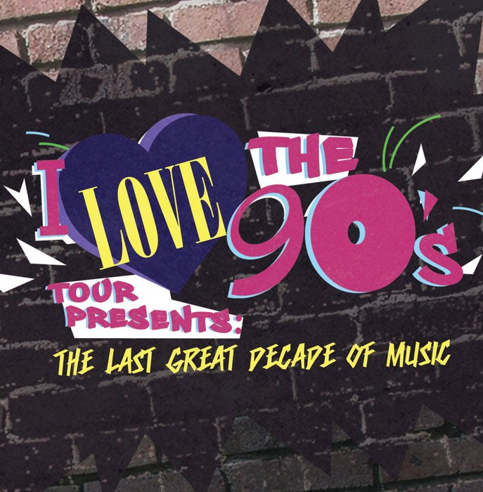 VARIOUS - I Love The 90's Presents: The Last Great Decade Of Music