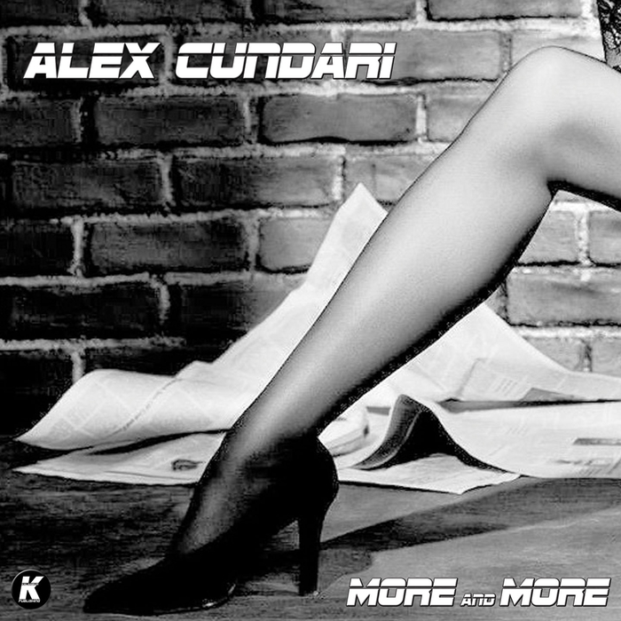 ALEX CUNDARI - More & More