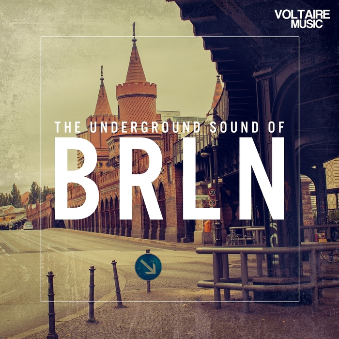 VARIOUS - The Underground Sound Of Berlin