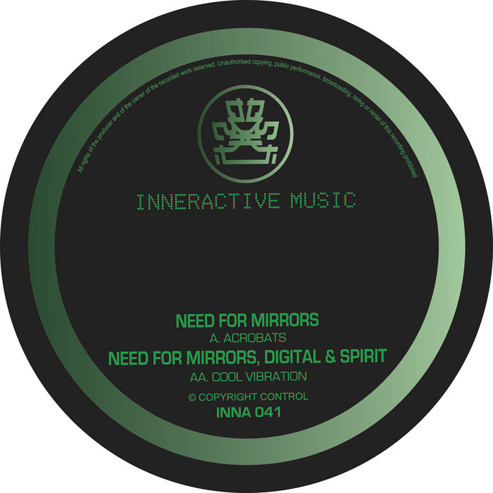 NEED FOR MIRRORS - Acrobats/Cool Vibration