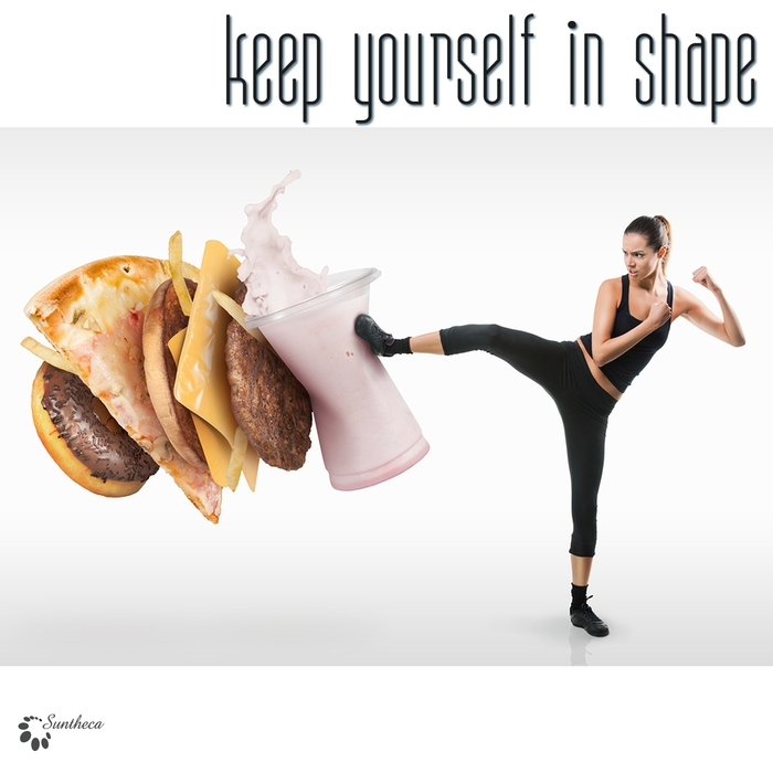 VARIOUS - Keep Yourself In Shape