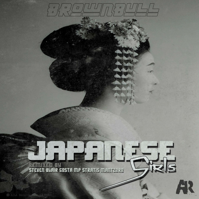 BROWN BULL - Japanese Girls