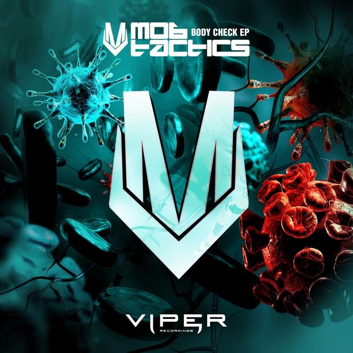 MOB TACTICS - Body Check EP