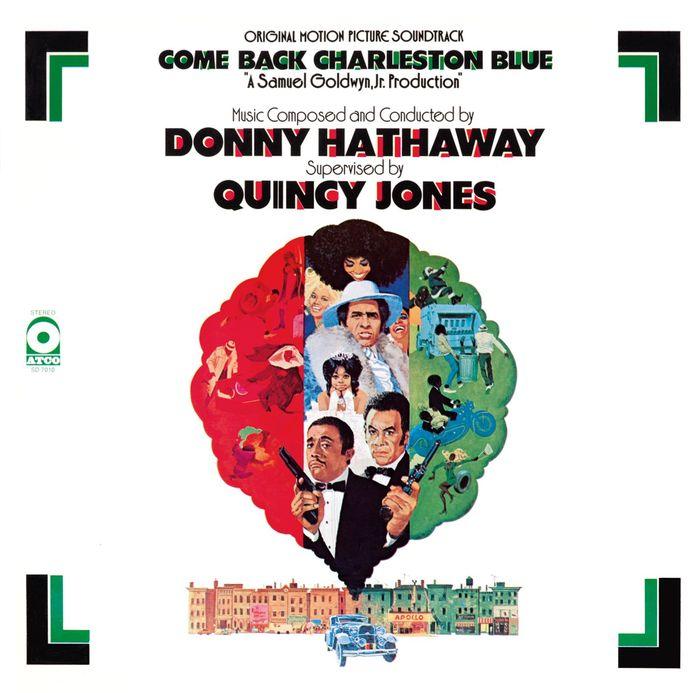 DONNY HATHAWAY - Come Back Charleston Blue Original Soundtrack (Remastered & Expanded)
