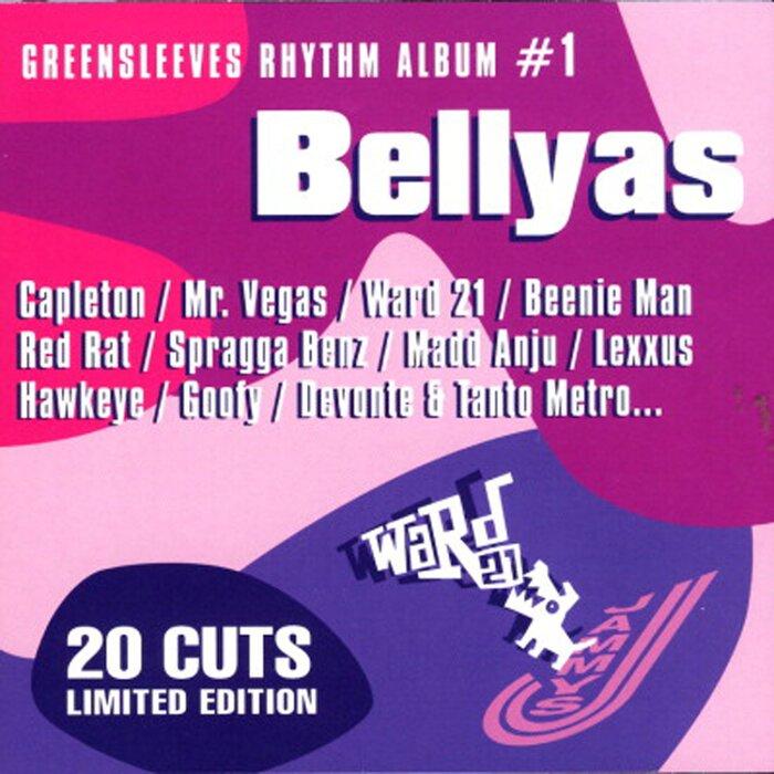 VARIOUS - Greensleeves Rhythm Album #1: Bellyas