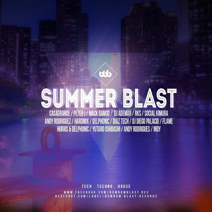 VARIOUS - Summer Blast