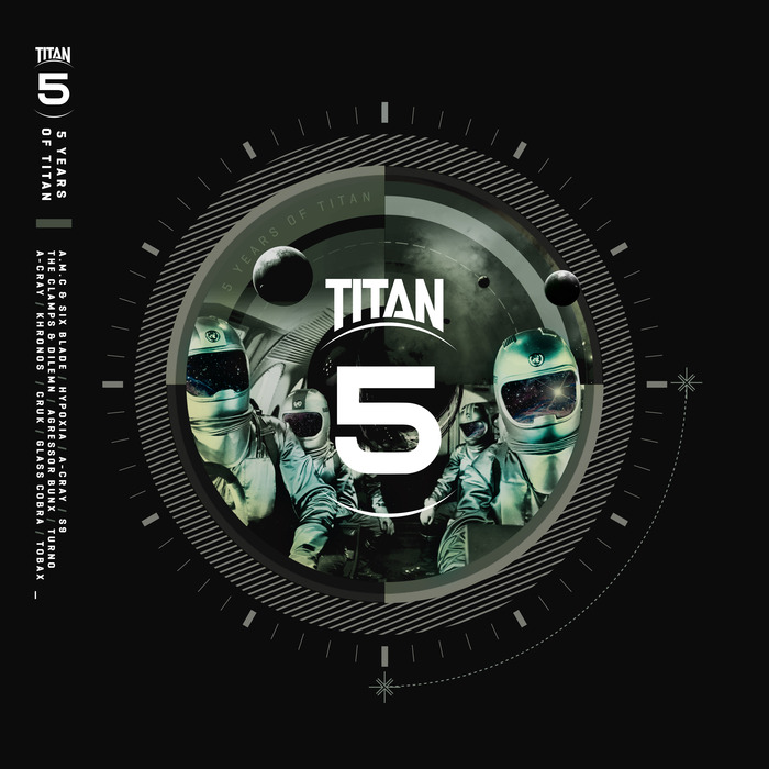 VARIOUS - 5 Years Of Titan Records