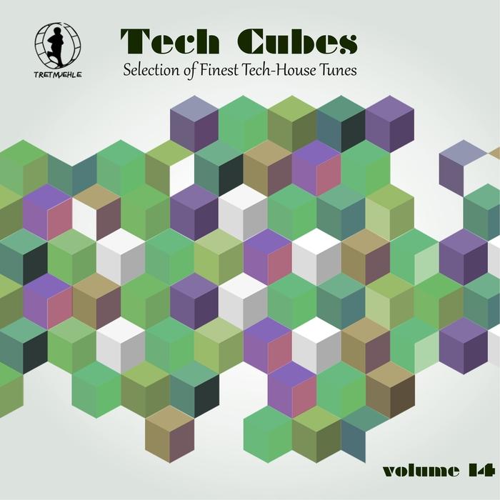 VARIOUS - Tech Cubes Vol 14 (Selection Of Finest Tech-House Tunes!)