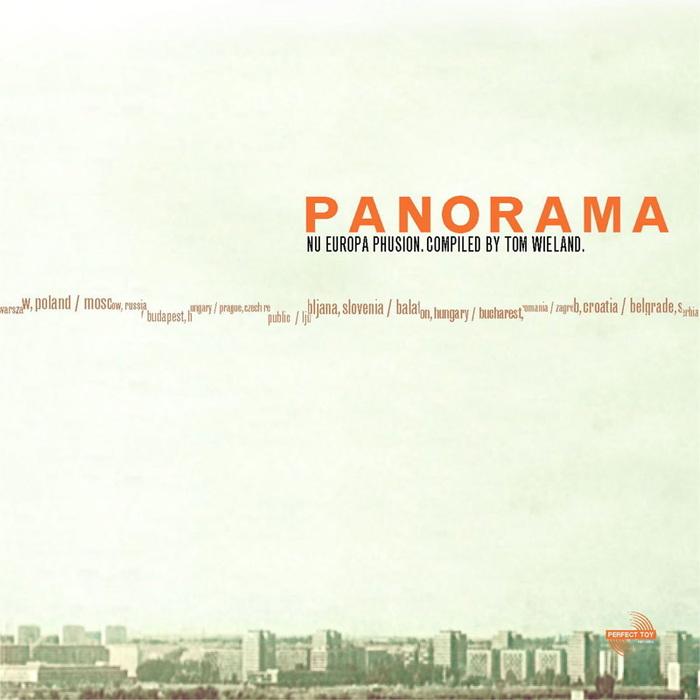 VARIOUS - Panorama (Nu Europa Phusion)