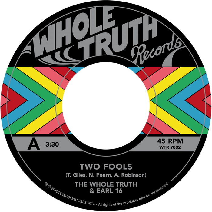 THE WHOLE TRUTH feat EARL 16 - Two Fools