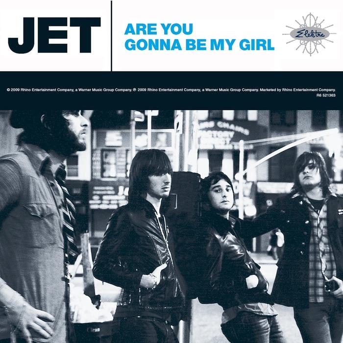 Gudang lagu jet are you gonna be my girl gratis.