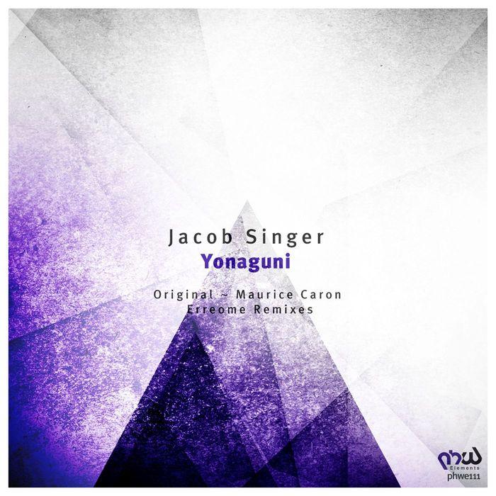 JACOB SINGER - Yonaguni