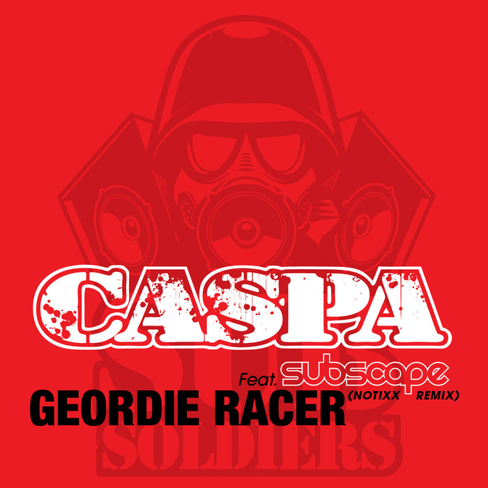 CASPA/SUBSCAPE - Geordie Racer