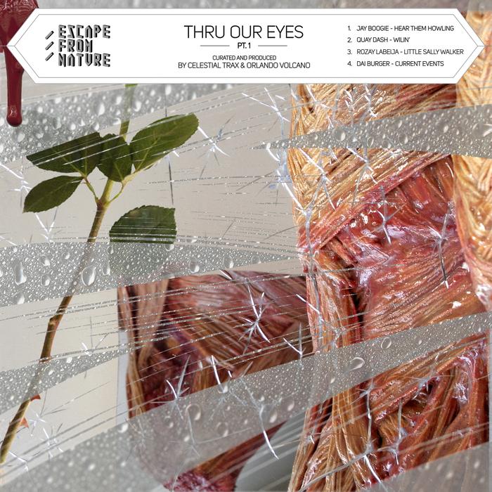 CELESTIAL TRAX/ORLANDO VOLCANO - Thru Our Eyes Part 1