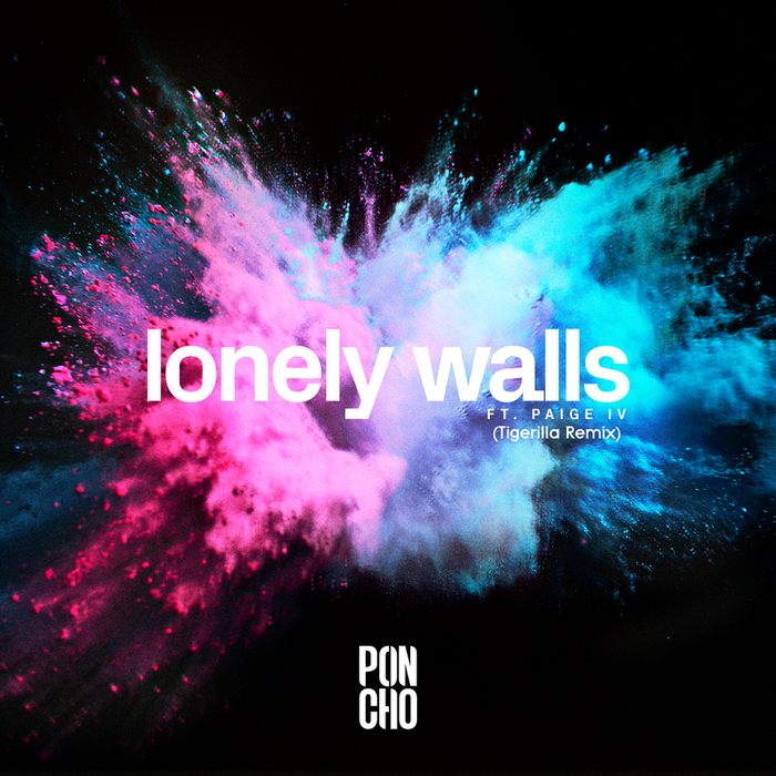 PON CHO feat PAIGE IV - Lonely Walls