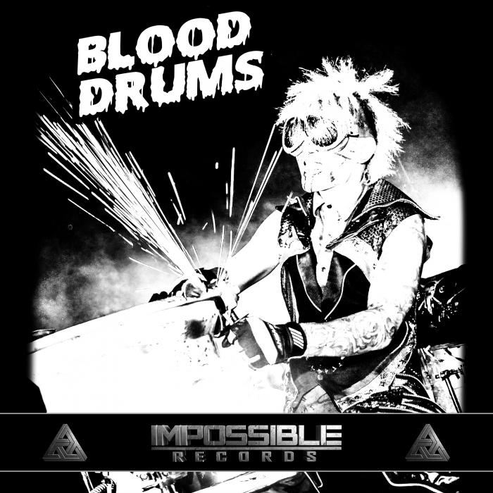 BLOOD DRUMS - Blood Drums EP