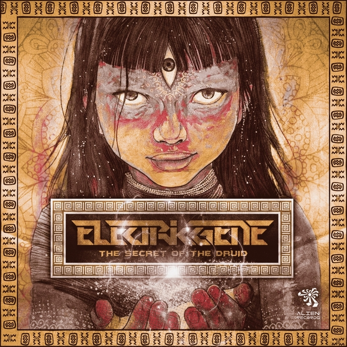 ELECTRIC GENE - The Secret Of The Druid