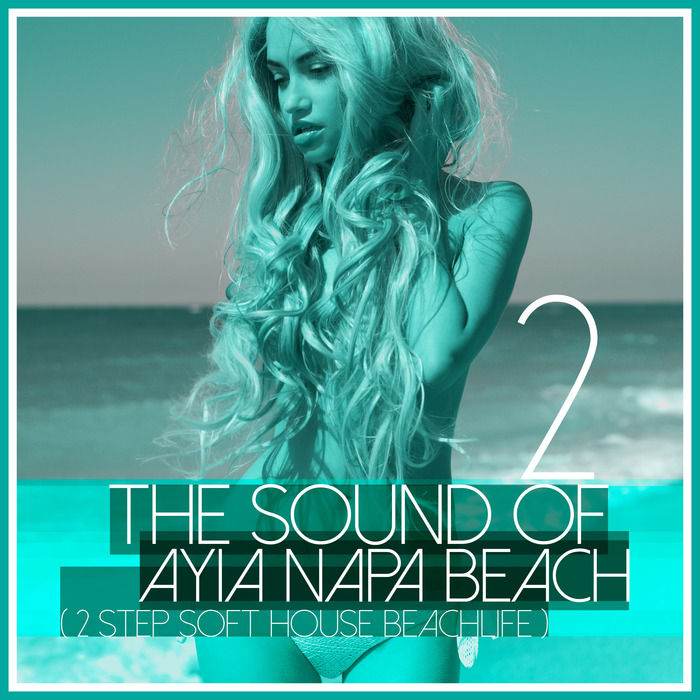 VARIOUS - The Sound Of Ayia Napa Beach (2 Step Soft House Beachlife) Vol 2