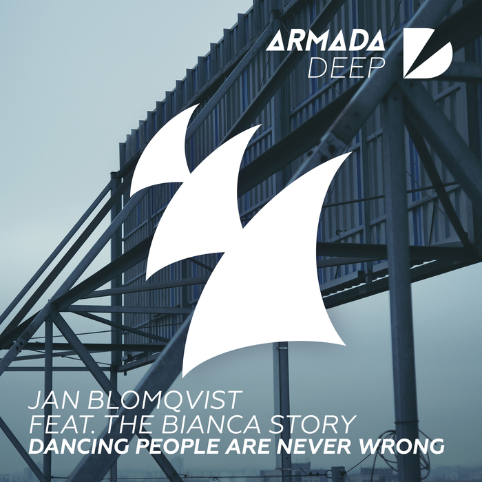 Dancing People Are Never Wrong by Jan Blomqvist feat The