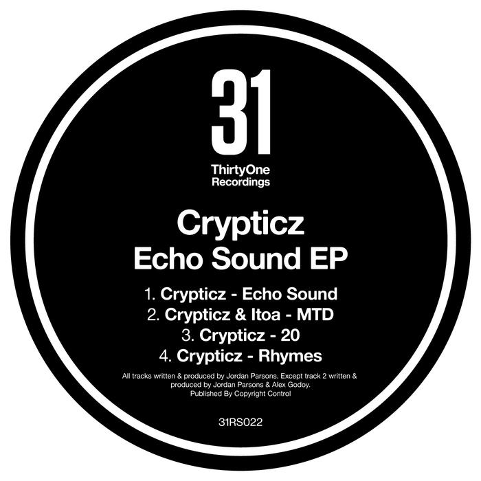 CRYPTICZ - Echo Sound EP