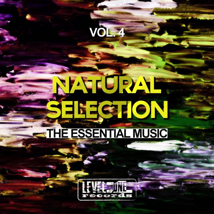 VARIOUS - Natural Selection Vol 4 (The Essential Music)