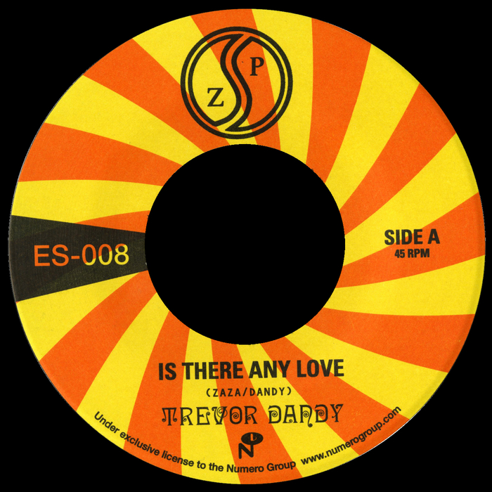 TREVOR DANDY - Is There Any Love?