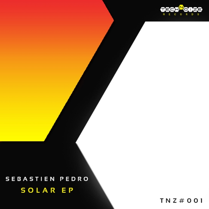 SEBASTIEN PEDRO - Solar EP