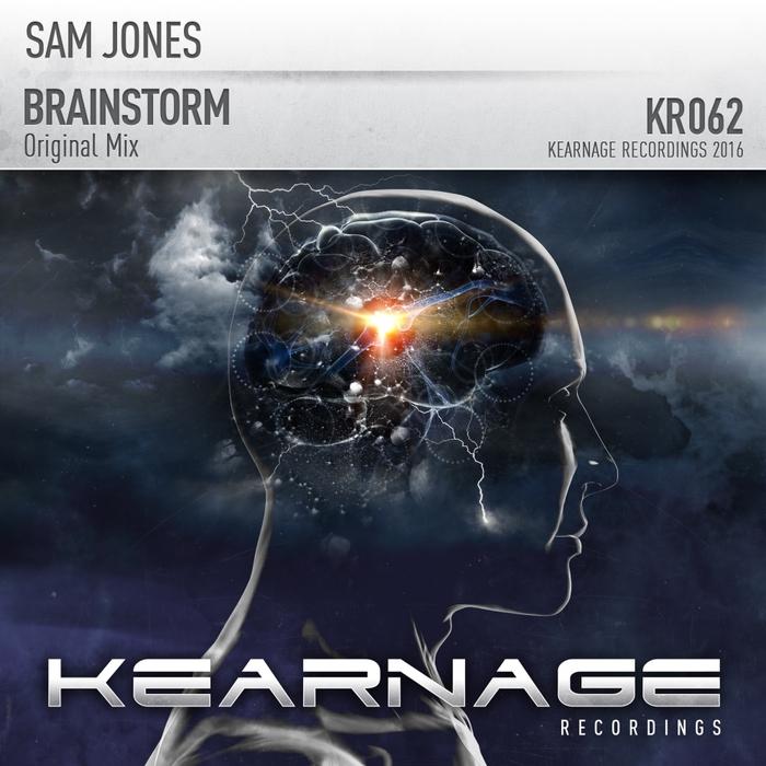 SAM JONES - Brainstorm