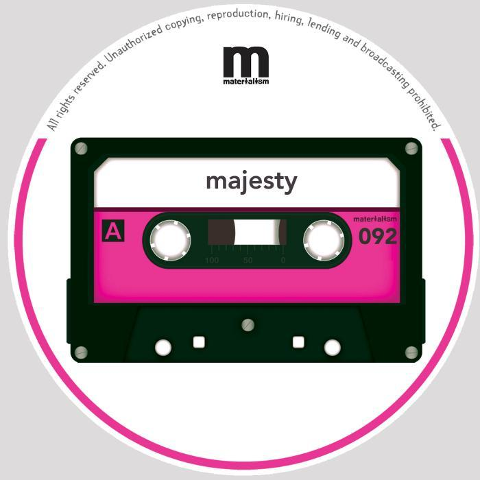 MAJESTY - Moment EP
