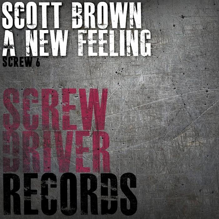 SCOTT BROWN - A New Feeling